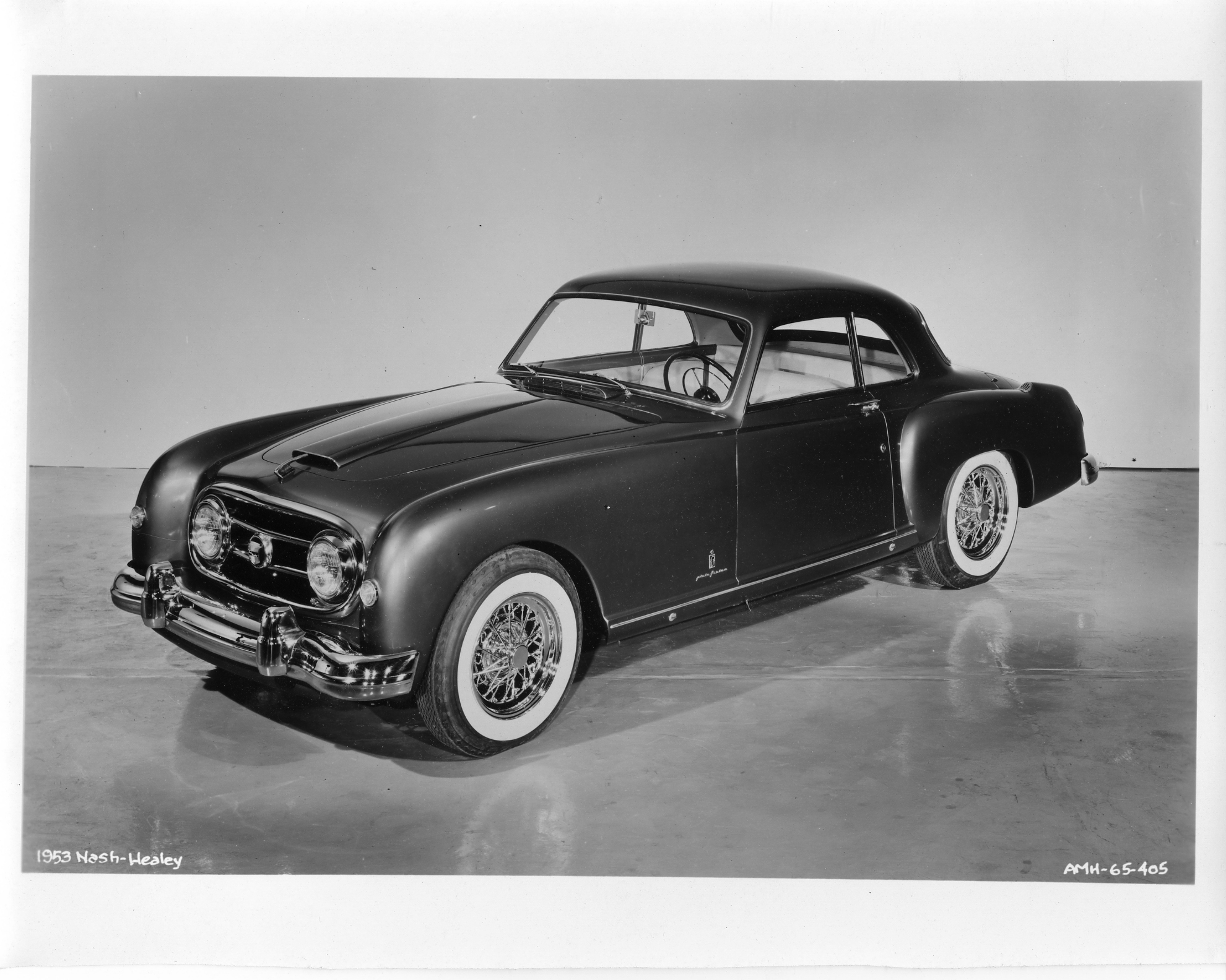 Nash Healey Restoration Documents And Manuals